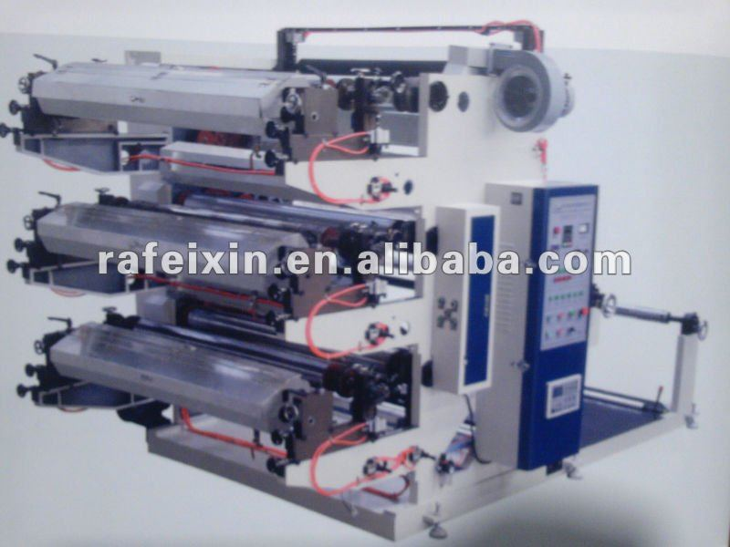 YT Series Three-color Flexo Printing Machine