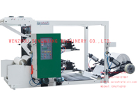 YTZ Series Double-color Middle-high Speed Flexible Printing Machine