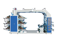 YTZ Series Six-Color Middle-High Speed Non-Woven Cloth Printing Machine