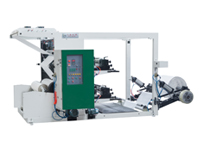YTZ Series Double-color Middle-high Roll paper Printing Machine